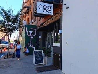 Williamsburg en Brooklyn - Egg
