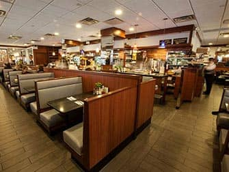 Wellington Hotel en NYC - restaurante