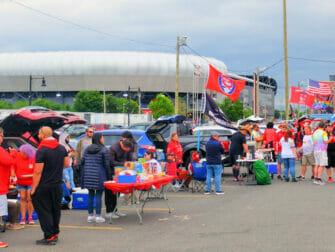 Tickets para los New York Red Bulls - estadio