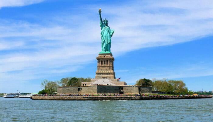 Crucero Best of NYC de Circle Line - Estatua de la Libertad