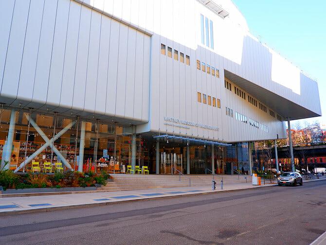 Meatpacking District en Nueva York - Whitney Museum