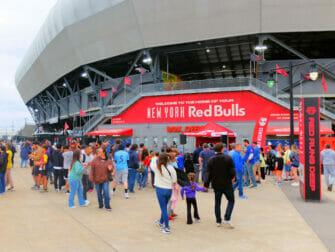 Tickets para los New York Red Bulls - RedBull Arena