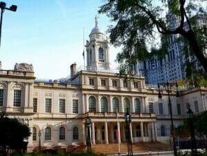 Civic Center en Nueva York
