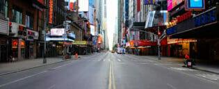 Midtown Manhattan en Nueva York