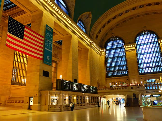 Barrio Midtown Manhattan - Grand Central