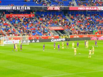 Tickets para los New York Red Bulls - partido de fútbol