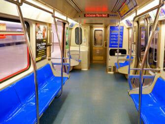 Trenes PATH entre New Jersey y Manhattan