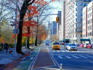 Upper West Side en Nueva York