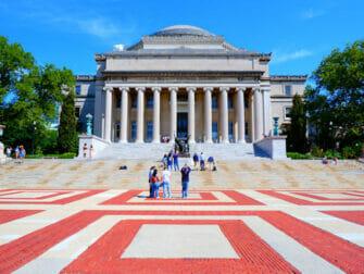 Upper West Side en NYC - Columbia University
