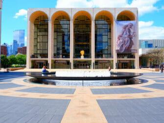 Upper West Side en NYC - Lincoln Center