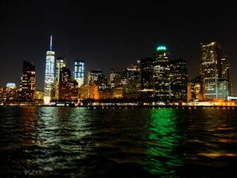 Crucero con cena en Nueva York Bateaux - vistas