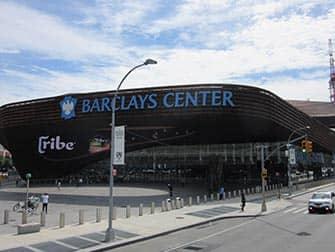 Brooklyn en NYC - Barclays Center
