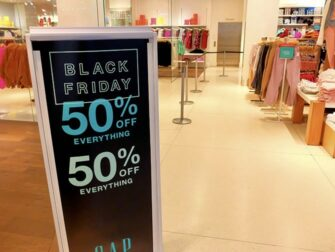 Rebajas en Nueva York - Black Friday
