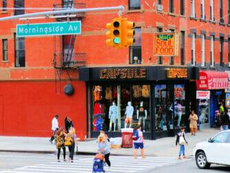 Harlem en Nueva York - soul food