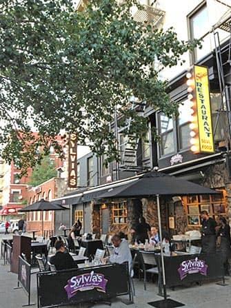 Harlem en Nueva York - Sylvia's Restaurant