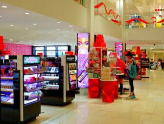 Macy's en NYC - interior