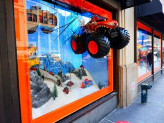 Macy's en NYC - escaparates