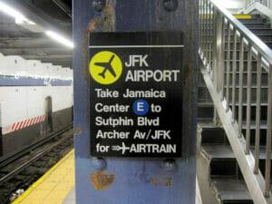 Traslado de Manhattan al aeropuerto JFK