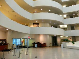 Guggenheim en Nueva York - Taxi