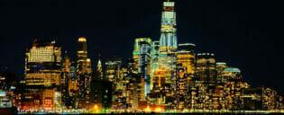 Crucero con cena bufé en Nueva York