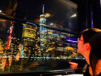 Crucero con cena bufé en Nueva York - Vistas