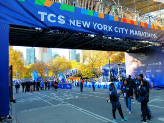La Maratón de Nueva York - Final