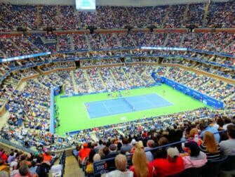 Queens en Nueva York - US Open