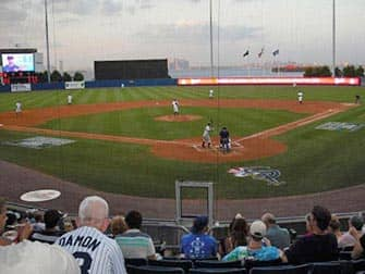 Staten Island Yankees en Nueva York
