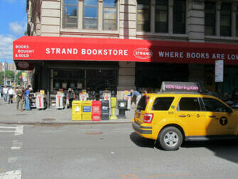 The Strand Bookstore en NYC - ofertas en libros