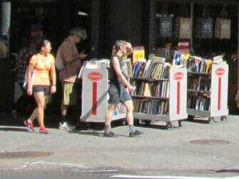 The Strand Bookstore en NYC - libros