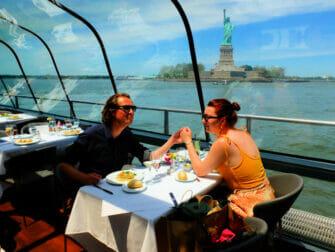 Crucero con cena de San Valentín en Nueva York - Estatua de la Libertad