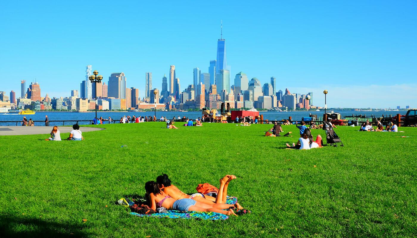 El tiempo en Nueva York - Verano
