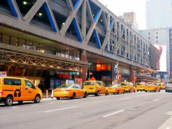 taxis in nueva york