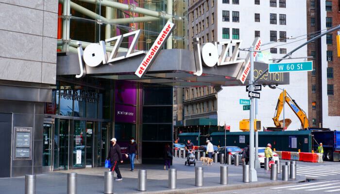 Jazz y Blues en Nueva York -Jazz en Lincoln Center
