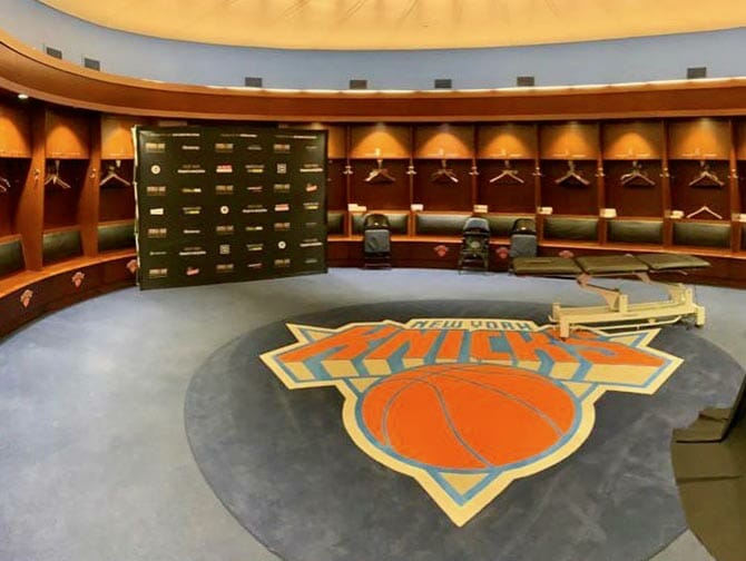 Madison Square Garden en Nueva York - Tour por el Madison Square Garden y los Knicks