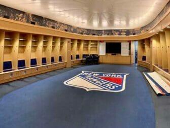 Madison Square Garden en Nueva York - Tour por el Madison Square Garden y los Rangers