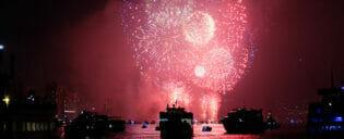 Cruceros de Fin de Año en Nueva York