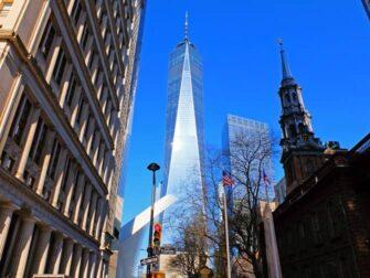 Freedom Tower / One World Trade Center Nueva York - edificios