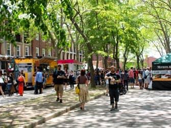 Governors Island en Nueva York - Mercados