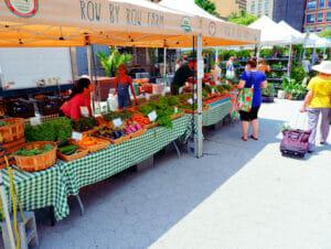 Mercados de Nueva York