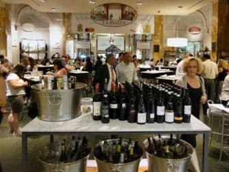 Mercados en Nueva York - Vinos en Eataly