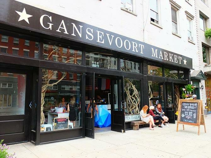 Mercados en Nueva York - Gansevoort Market