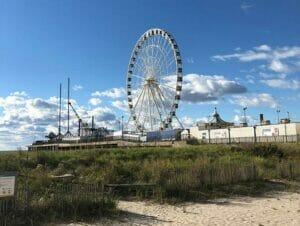 Excursión de Nueva York a Atlantic City
