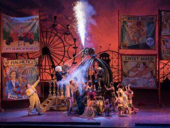 Tickets para la ópera en Nueva York - Cosi fan tutte