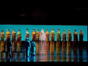 Tickets para la ópera en Nueva York - Madama Butterfly