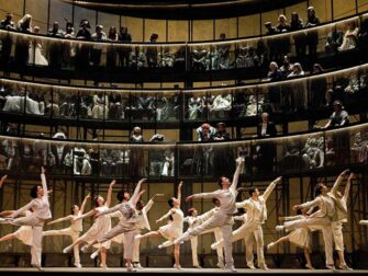Tickets para la ópera en Nueva York - Orfeo