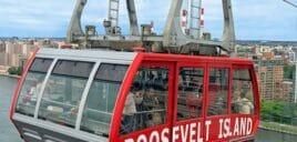 Roosevelt Island Tram en Nueva York