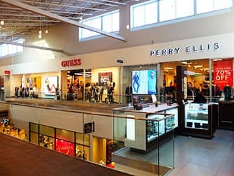 The Mills at Jersey Gardens - Perry Ellis Shop