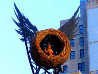 Theater District en Nueva York - Harry Potter