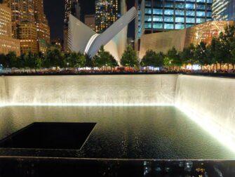 Monumento conmemorativo a las victimas del 11-S en Nueva York - Fuente
